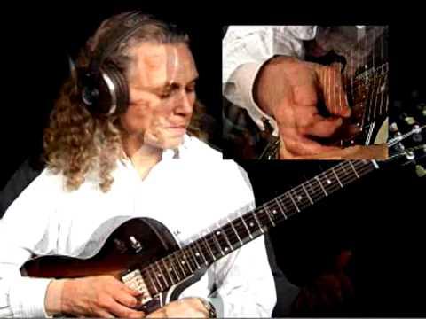 Jazz Guitar Lessons - Graduated Solos - Mimi Fox - Standard in C 3 (Breakdown)