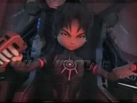 William Singing Full Version of Code Lyoko theme
