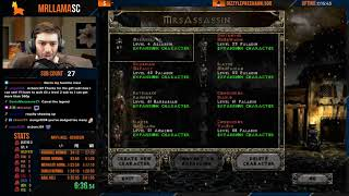 [WORLD RECORD] Hell Any% Assassin!! - 4:57:11