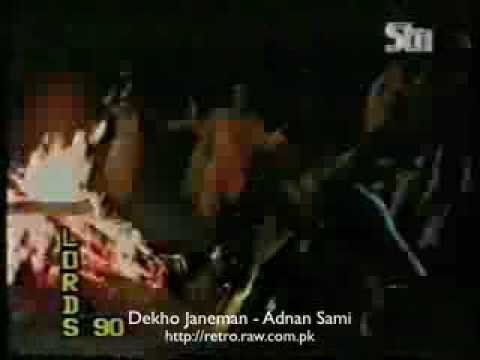 Dekho Janeman Original Adnan Sami