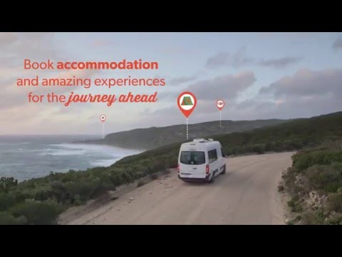 A Go By Camper Total Customer Journey