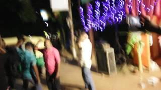 Disco Dance on the venue of Biswakarma Puja Festival Durgapur Indian Short films Unlimited masti