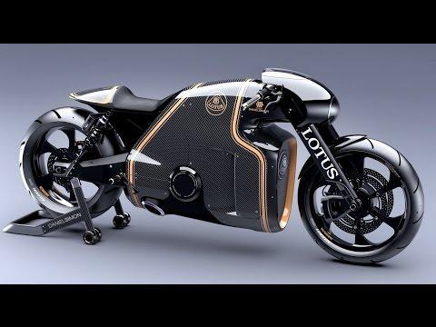 САМЫЕ КРУТЫЕ и НЕОБЫЧНЫЕ МОТОЦИКЛЫ !!! The coolest and unusual MOTORCYCLES