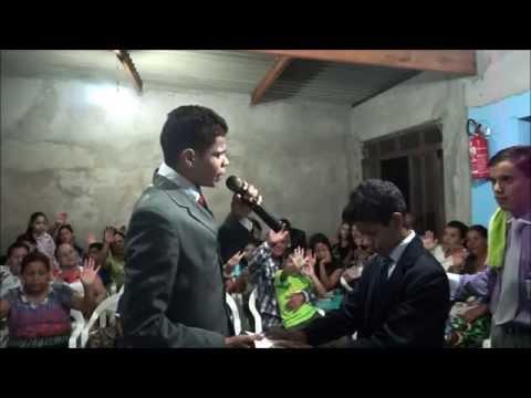 Missionário Alexandre Santos Revelação Profética
