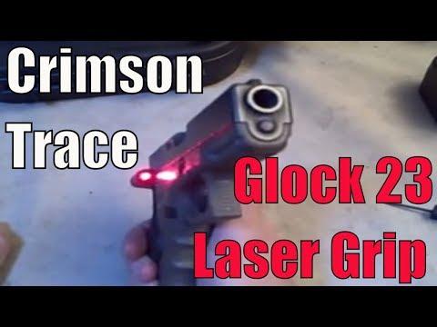 Glock 23 Laser Grip