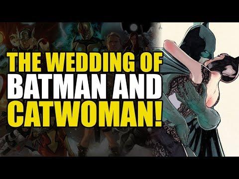 Batman And Catwoman Get Married! (Batman #50)