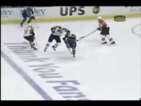 NHL and NFL Big Hits Video