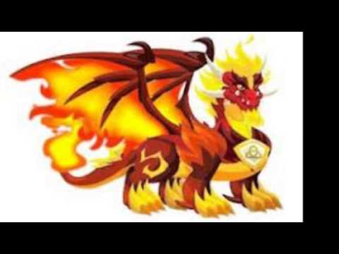 Os 20 dragões mais fortes do dragon city