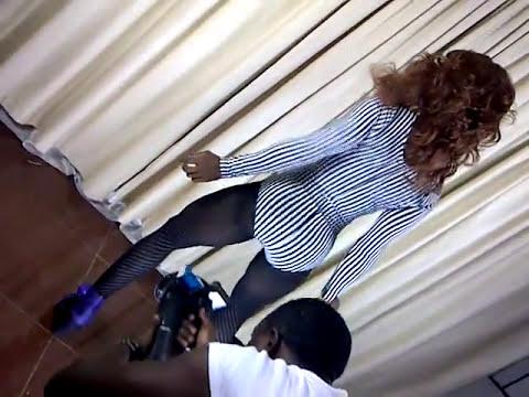 Beyonce Ass Dance on Go Down Video