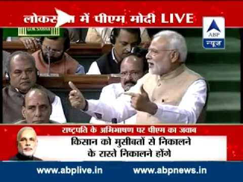 Full Speech: Prime Minister Narendra Modi in Lok Sabha