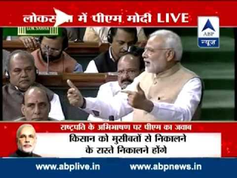 Full Speech: Prime Minister Narendra Modi in Lok Sabha