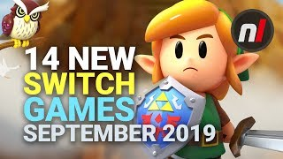 14 Exciting New Games Coming to Nintendo Switch - September 2019