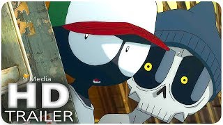 MUTAFUKAZ Official Trailer (2018) Anime English Dub