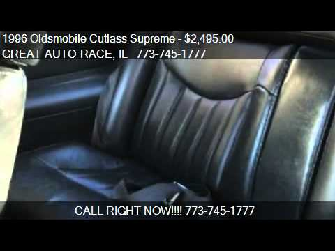 Cutlass Supreme For Sale in Chicago il Cutlass Supreme For Sale