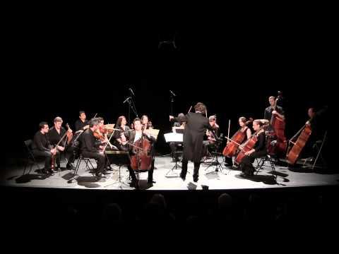 Bacri: La Folia - Sébastien Van Kuijk / OCNE / Nicolas Krauze