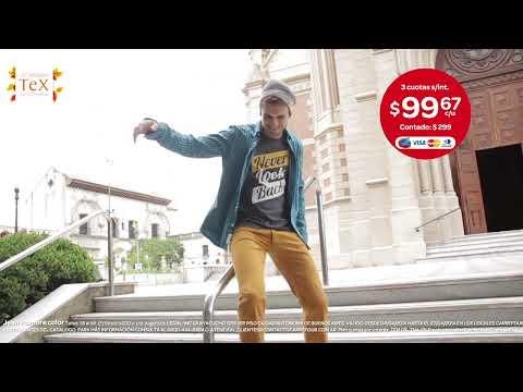 Colección TEX OT/INV 2014 - Pantalón hombre varios colores