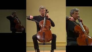 Thomas Demenga – J. S. Bach: Suiten für Violoncello – Suite I G-Dur
