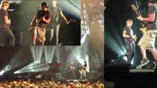 Keith Urban brings Rob Joyce on stage   July 2nd, 2016   YouTube