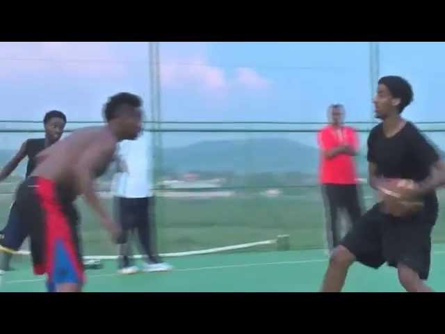 Wargelin: Taageera Xulkeena Kubadda Koleyga - Support Somali National Basketball Team