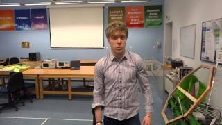 Final Year Masters Project Video