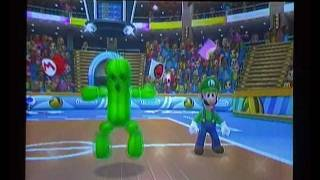 Mario Sports Mix Wi-Fi (Dodge Ball)