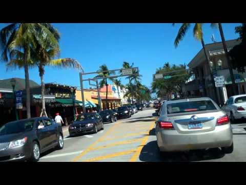 Downtown Delray Beach , FL