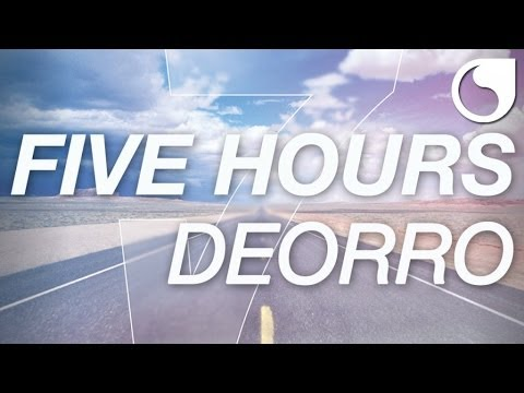 Deorro - Five Hours (Original Mix)