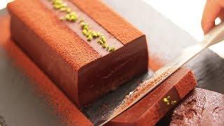 濃厚テリーヌショコラの作り方 Terrine Chocolat|HidaMari Cooking