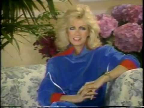 Donna Mills on Lifestyles of the Rich and Famous from 1986