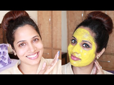 How To Get Clear Skin   Remove Acne Scars & Dark Circles