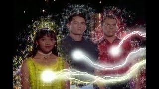 Mighty Morphin Power Rangers - Power Transfer Episodes | Rocky, Adam, and Aisha