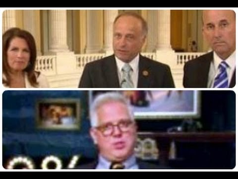 Bachmann, Gohmert, & Steve King Appeal Directly To Glenn Beck And Audience: 'We're Losing Badly...'