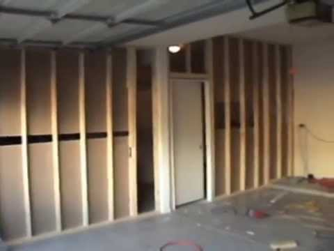 Garage Enclosure Youtube