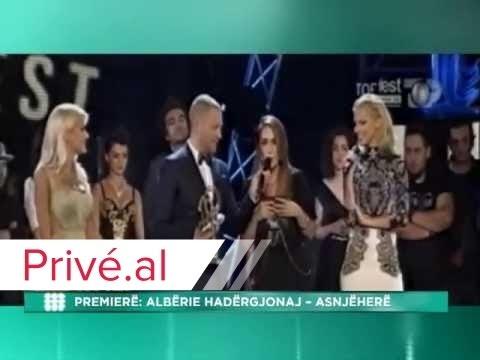 Alberie Hadergjonaj - Asnjehere video