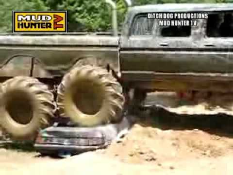 Mud Truck Comp Video / Mud Hunter TV Video 001 Video