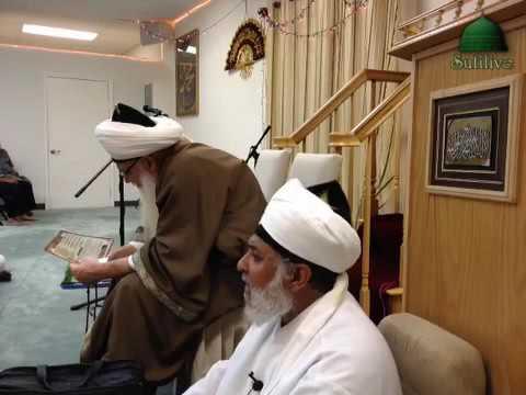 Salawat Nariyah and Mawlid Recitation 21Jun2012