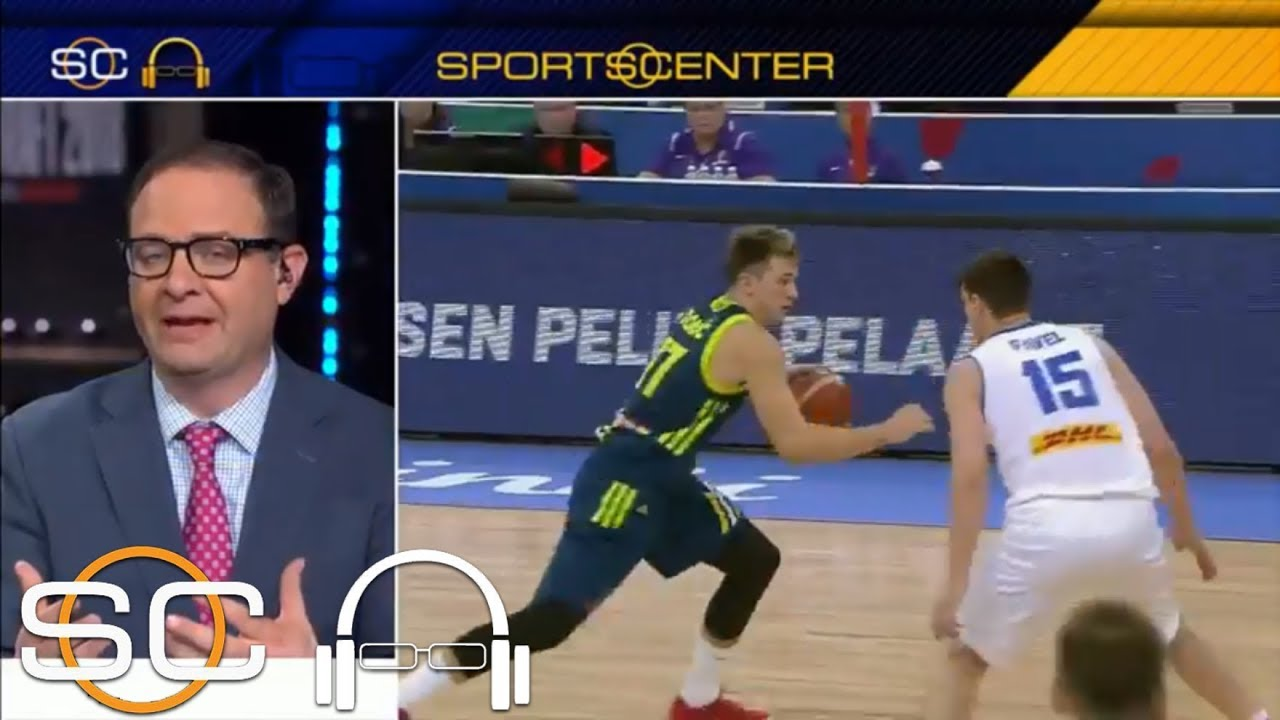 Woj explains Luka Doncic-Trae Young trade, and why Michael Porter Jr. fell | SC with SVP | ESPN