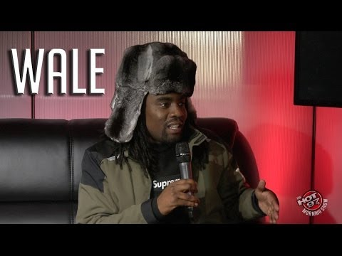 Wale Addresses His Spaz On The Hot97 Am Show video
