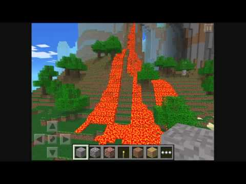 Minecraft Pocket Edition - Best Seeds - nyan