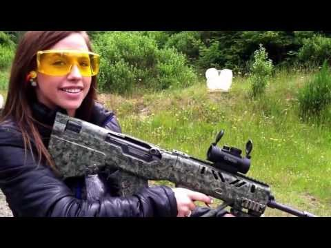 Sgworks sks bullpup shooting