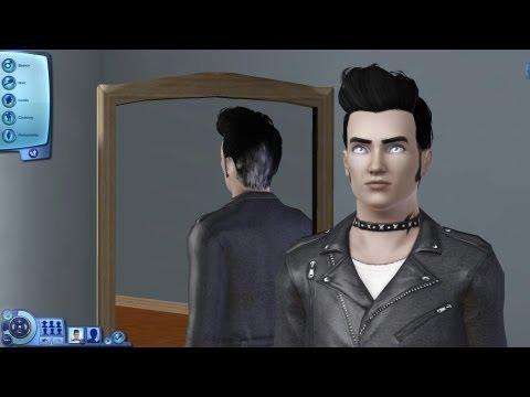 The Sims 3 Supernatural Oynuyoruz   Vampir Edwardo'yla Tanışın!