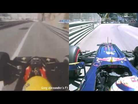 F1 1986 vs F1 2011