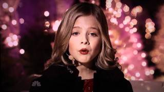 Jackie evancho and katherine jenkins sing silent night at