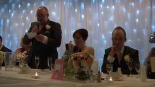 Brilliant Father of the Bride Speech - David Cook