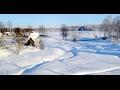 Вот это нас замело Шок Зима в деревне mp3