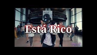Está Rico Marc Anthony Will Smith Bad Bunny Coreografia Yopi Quintero