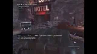 Call of duty Ghosts  game play deadthmatch a squadre