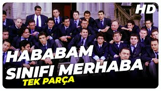 Hababam Sınıfı Merhaba | Türk Filmi Tek Parça (HD)