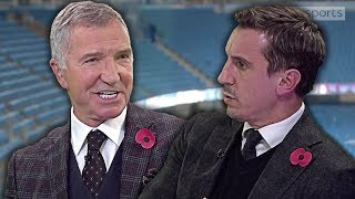IS NEVILLE OR SOUNESS RIGHT ABOUT MOURINHO?