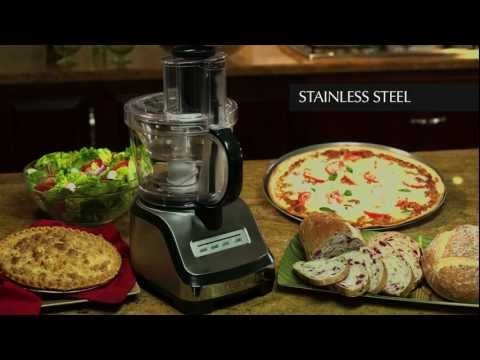 Farberware Product Demonstration: 12-Cup Food Processor ...